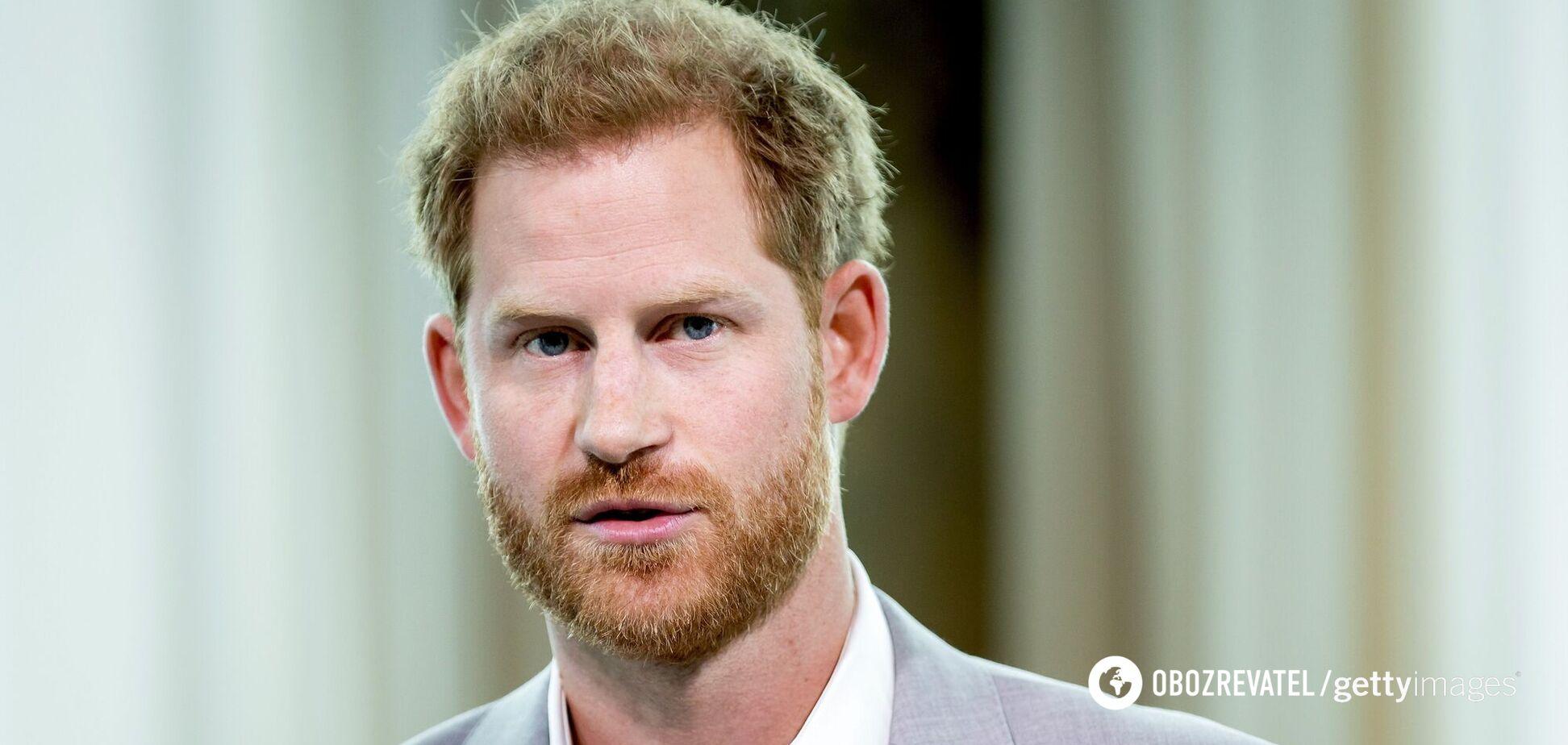 Принц Гарри улетит в США сразу после похорон принца Филиппа