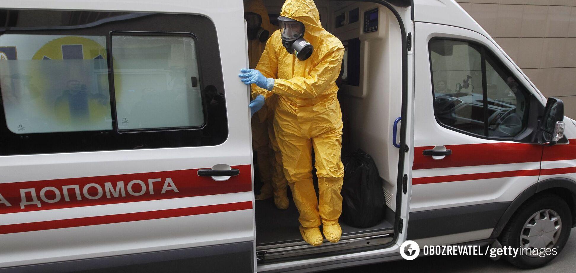 На Полтавщине обнаружили южноафриканский штамм коронавируса