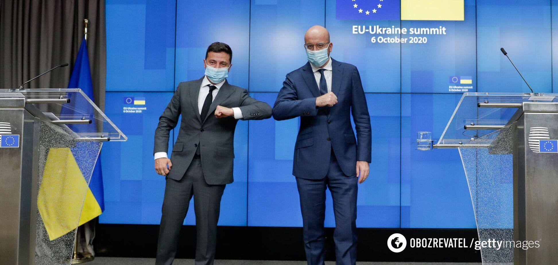 Зеленський поговорив із президентом Євроради: ЗМІ писали про напружені стосунки між політиками