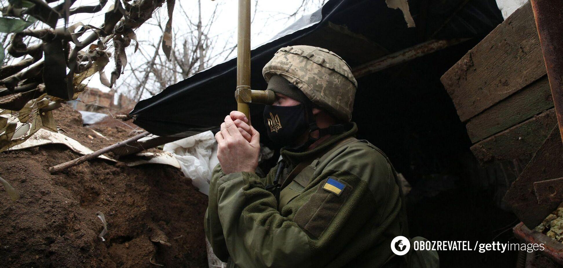 Журналісти з Італії побували в окопах на Донбасі: їм розповіли, як гинуть воїни ЗСУ