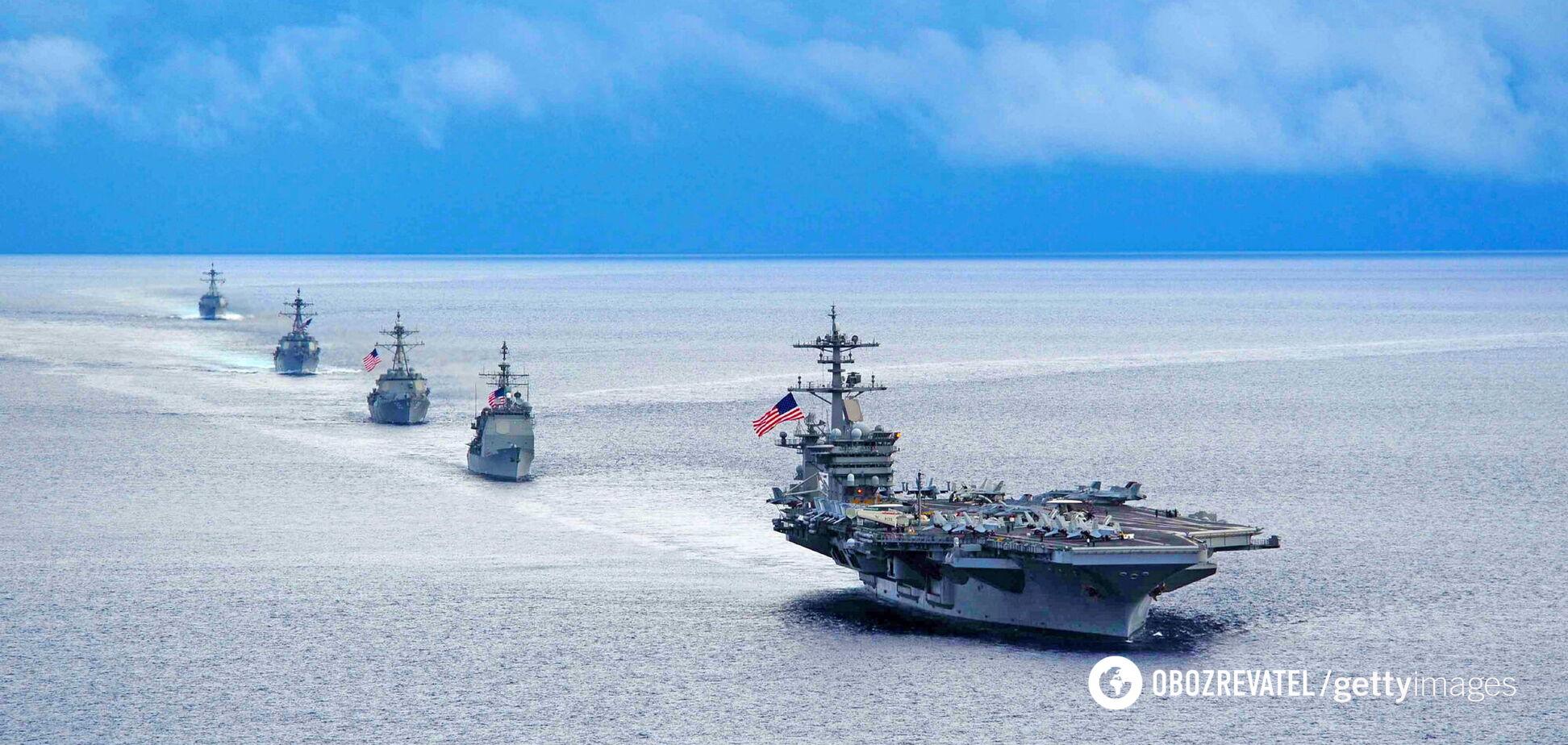 США отозвали заявку на проход ракетных эсминцев в Черное море – Reuters