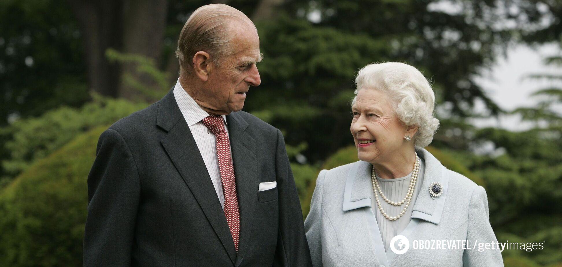 Принц Філіп буде спочивати поряд з дружиною