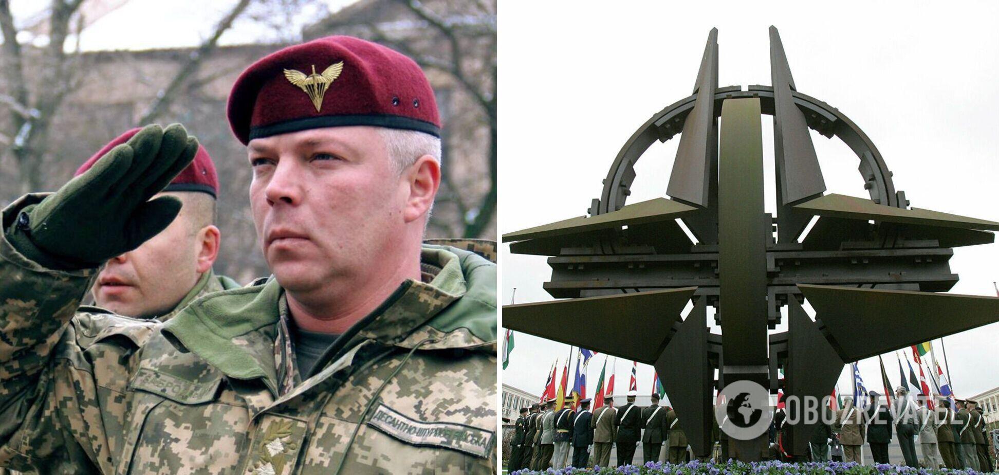 Герой Украины Михаил Забродский