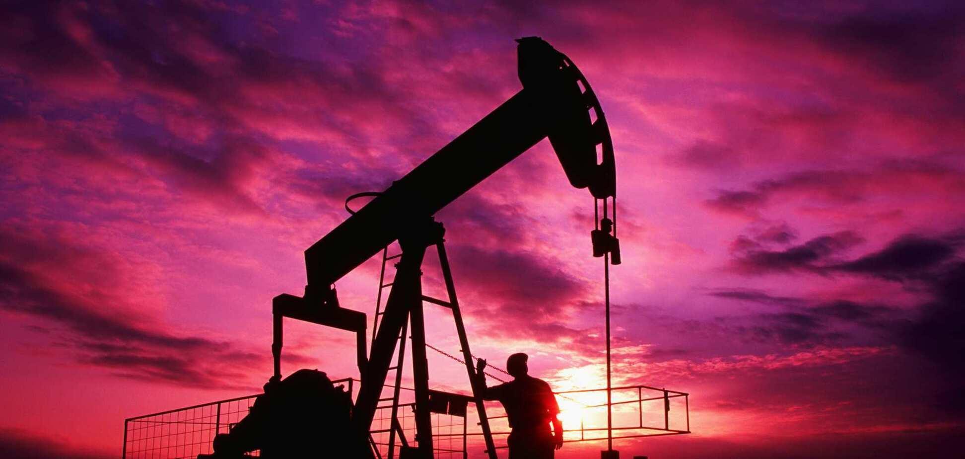Ціни на нафту виросли через різке падіння запасів в США
