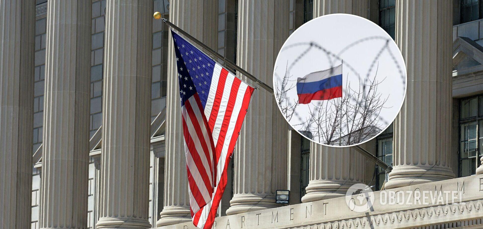 'Вернем Донбасс, Одессу и Харьков'. Как в РФ отреагировали на санкции США