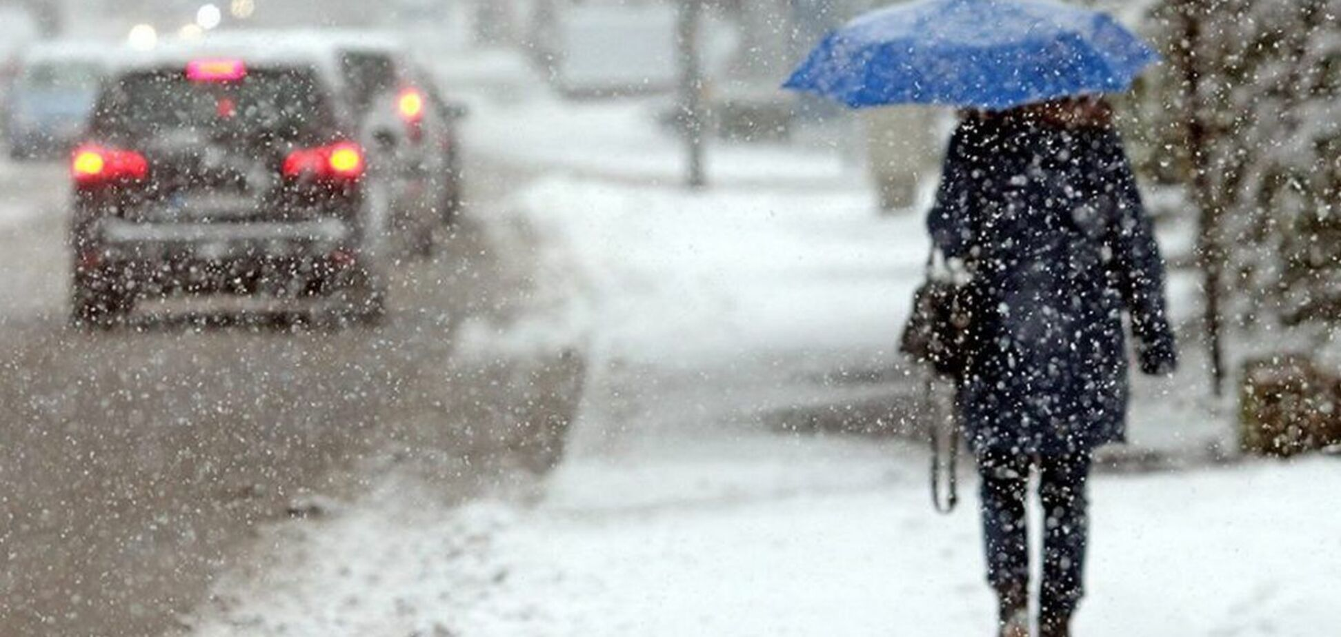 Київ накриють заморозки і снігопади: з'явився свіжий прогноз погоди
