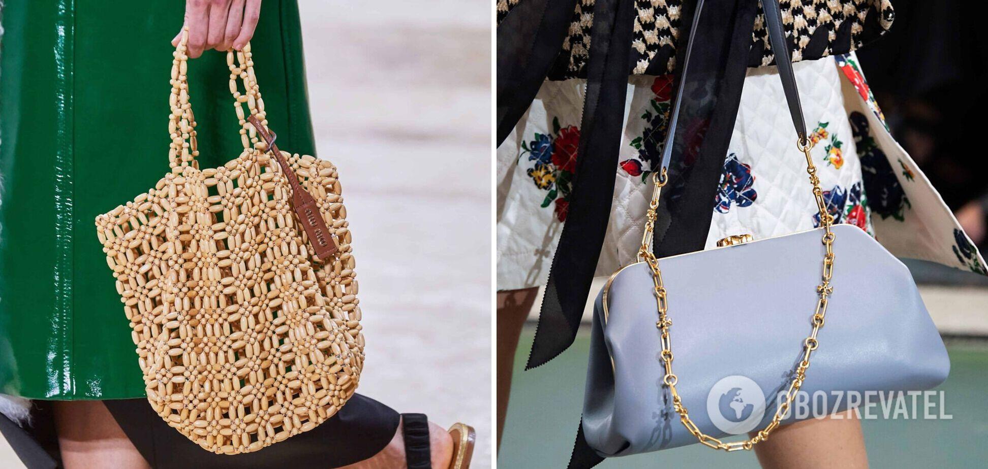 Названы стильные модели сумок в 2021 году