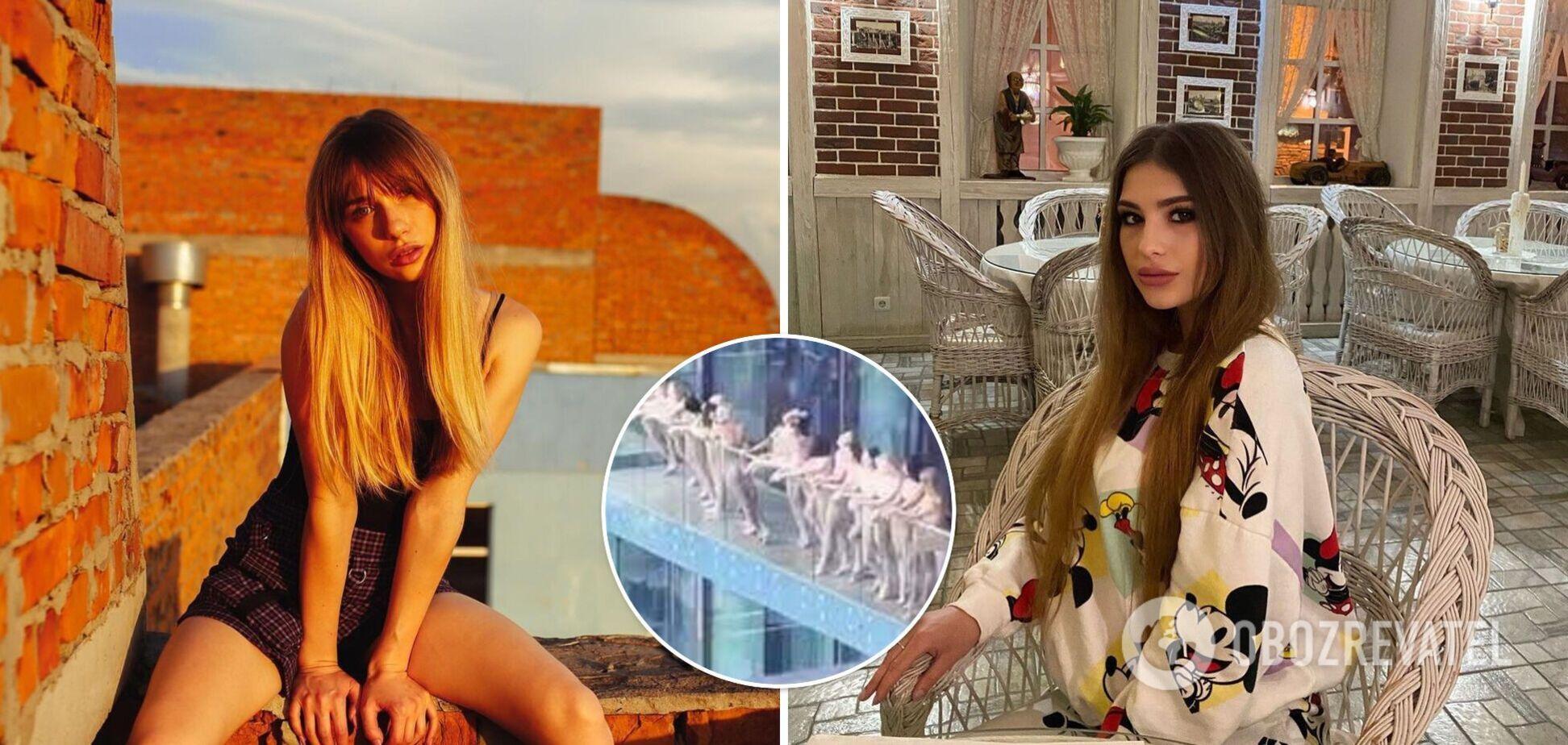 Стало известно, что в Дубае остались две украинки из-за голой фотосессии