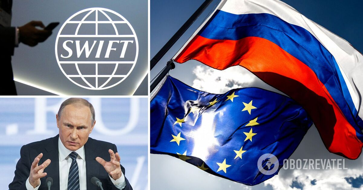 Russia can be disconnected from the SWIFT system: what threatens financial  isolation - World Today News