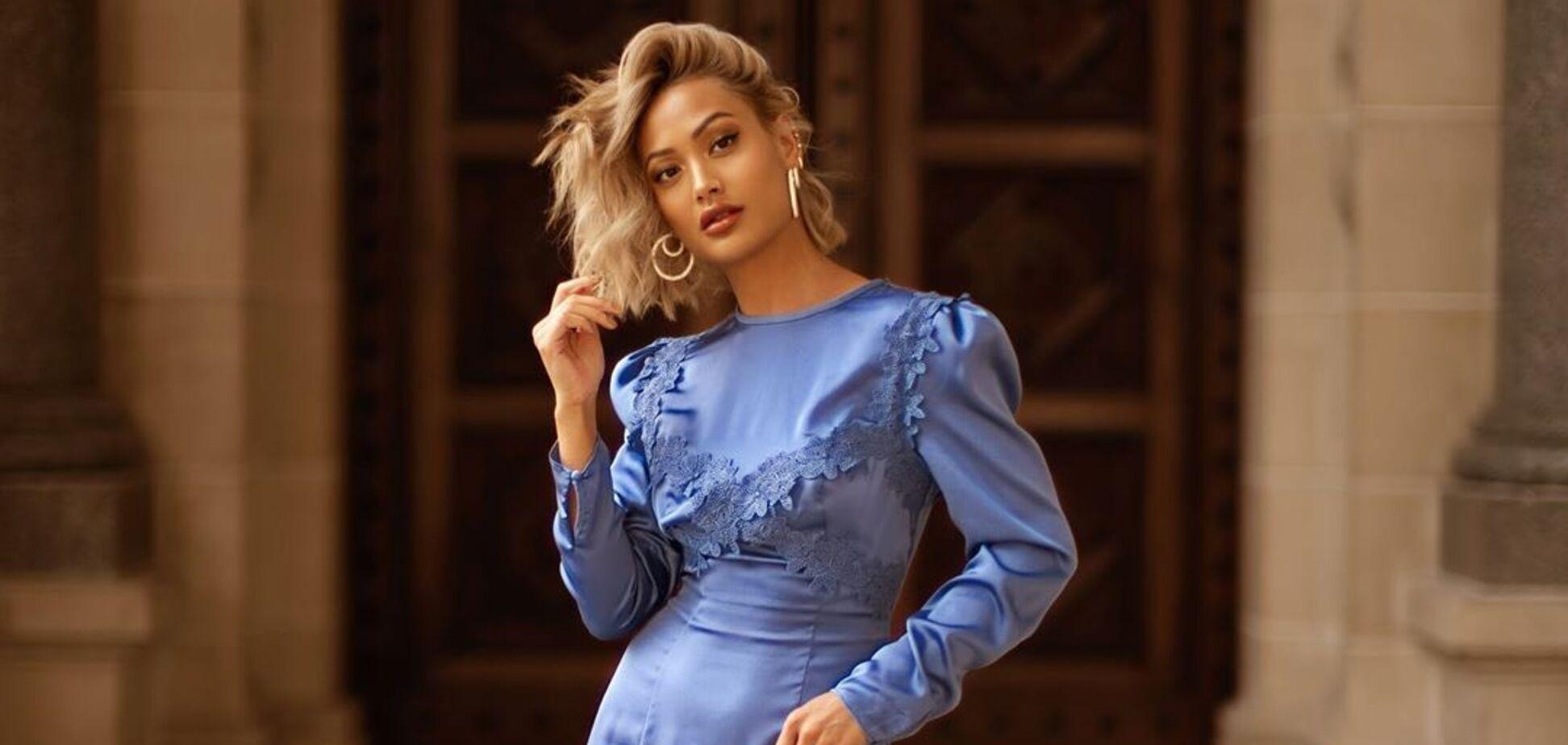 Названомодное платье весны 2021