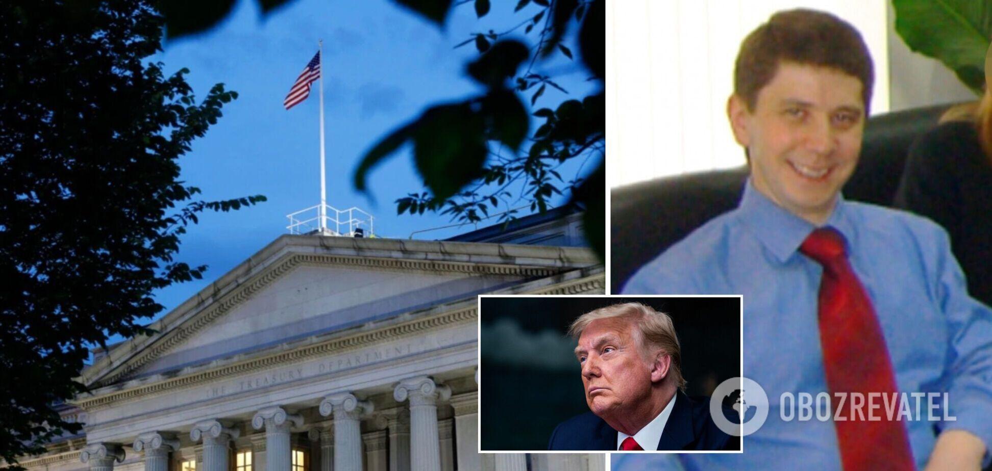 Агент РФ Килимник передавал разведке данные об избирательной кампании Трампа – Минфин США