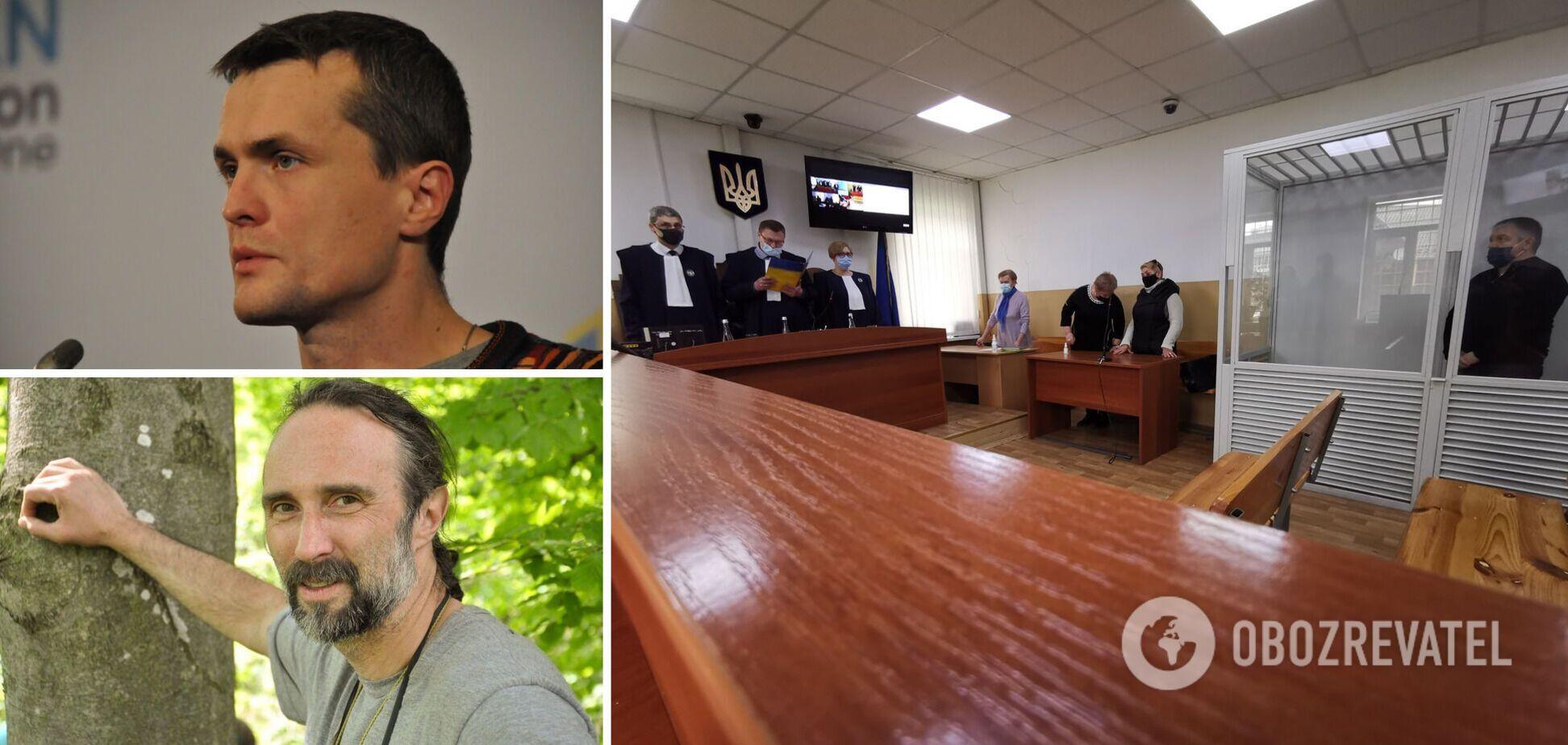 Суд вынес приговор обвиняемому в похищении и пытках майдановцев Луценко и Вербицкого