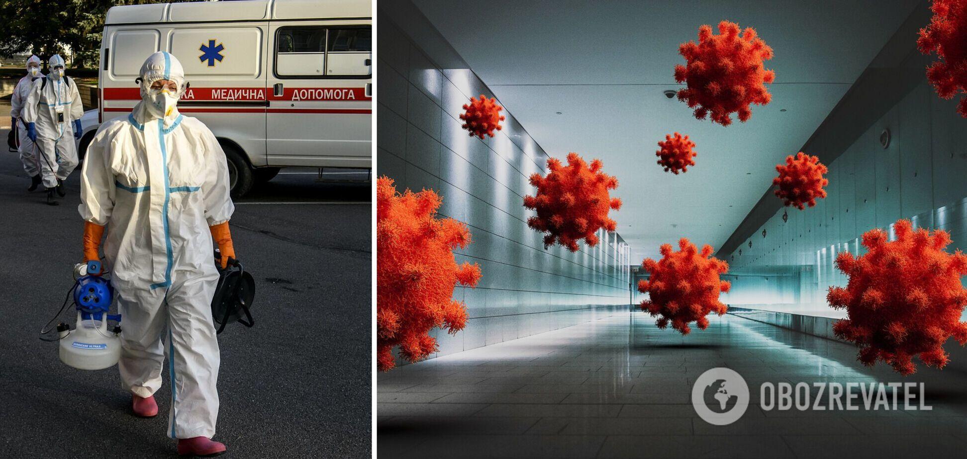 Імунолог сказав, коли епідемія коронавірусу в Україні повинна піти на спад
