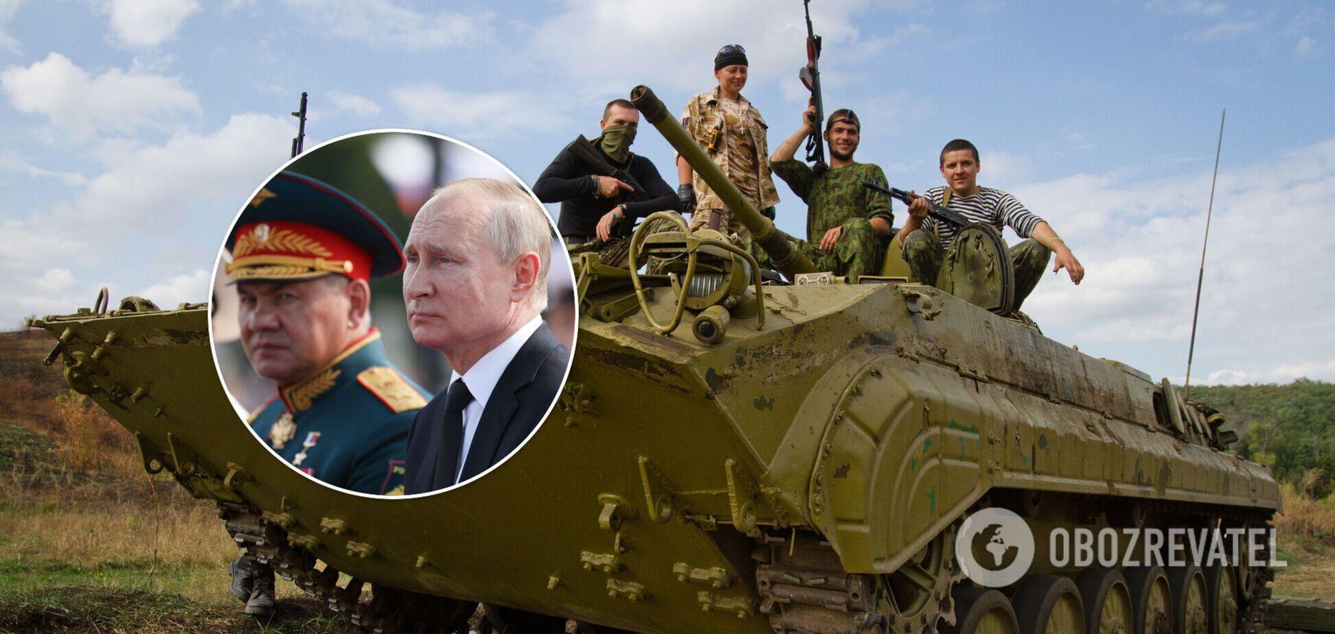 Путін зібрав біля кордонів України майже всю армію: Яковенко назвав мету
