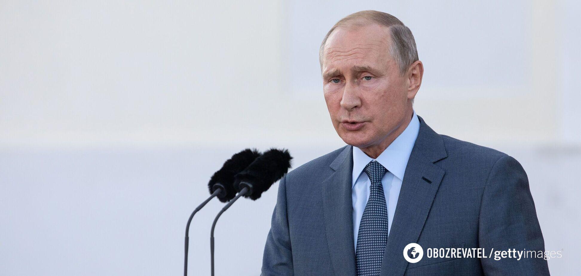 У Путіна відреагували на санкції Байдена та заяви Зеленського