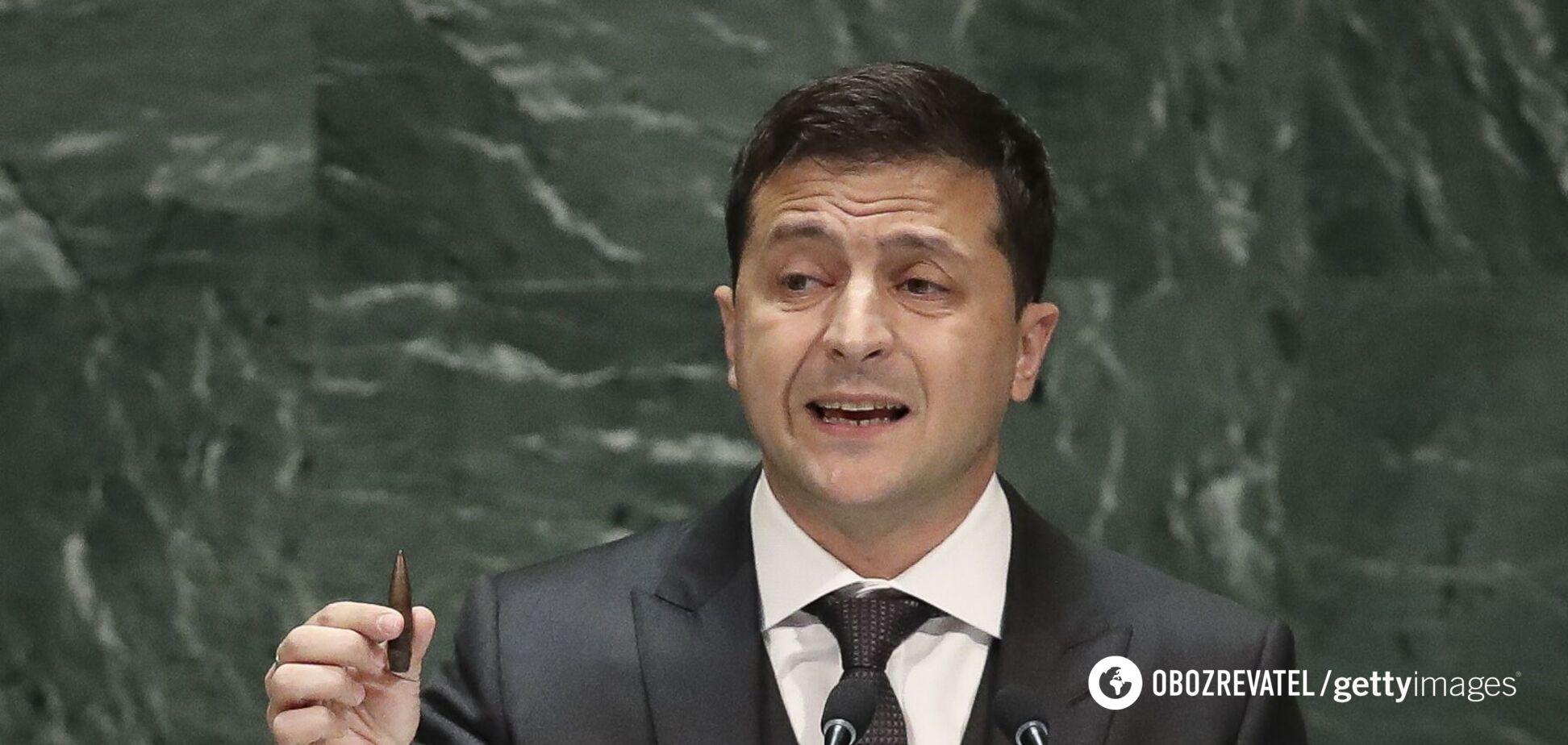 Зеленский: Украина – не собственность России, не отдадим им и сантиметра земли