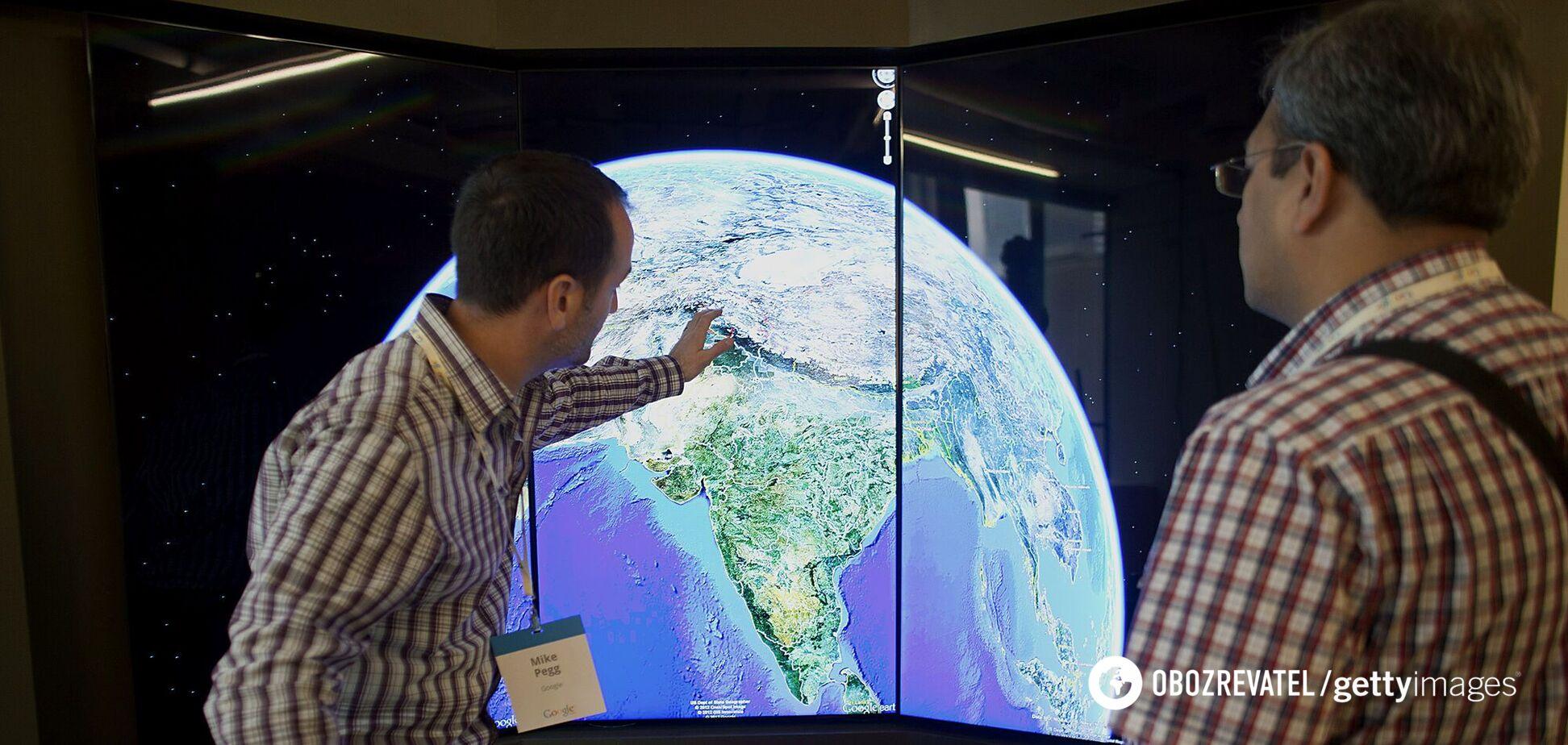Google показала, як змінилася Земля за 37 років. Відео