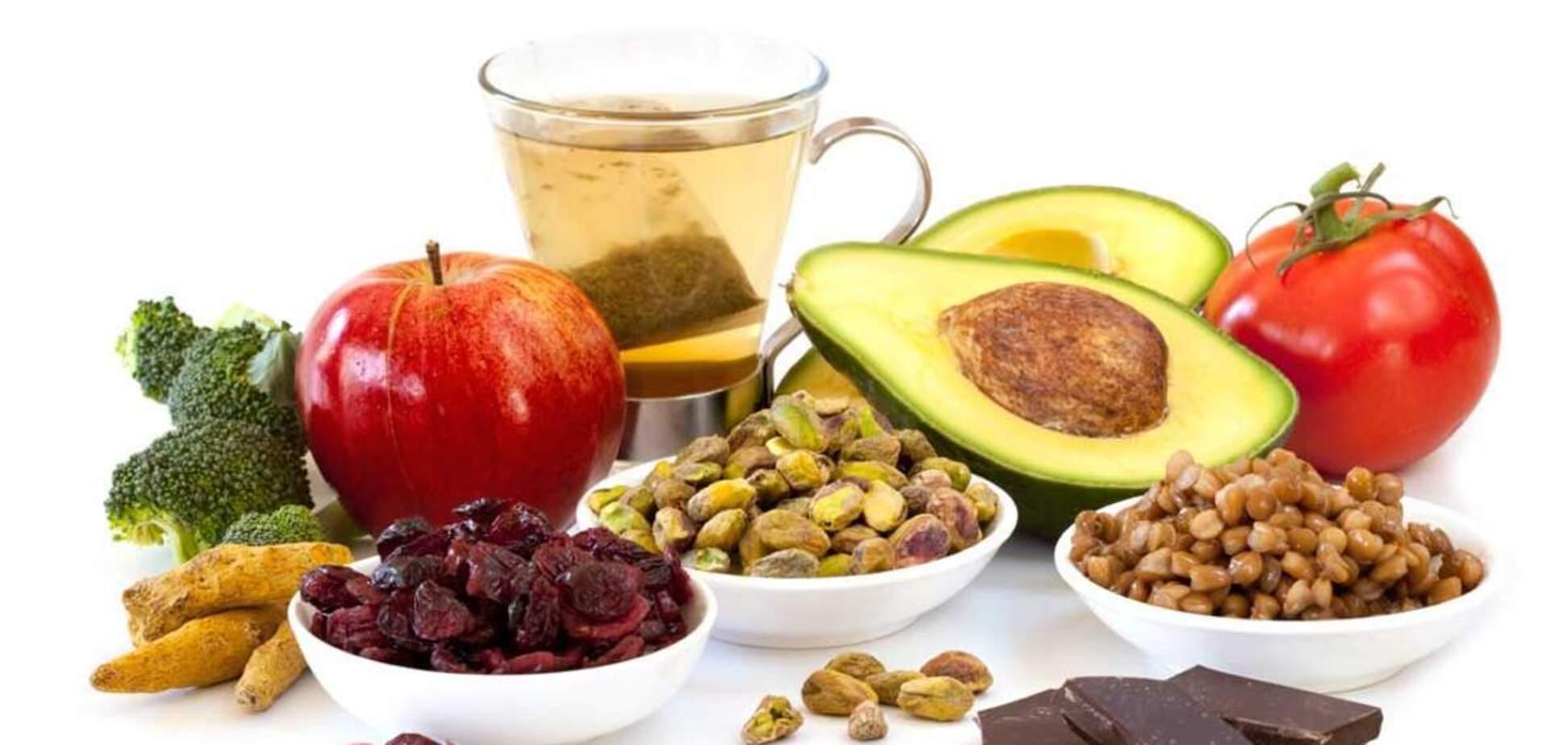 Природні антиоксиданти в боротьбі зі старінням