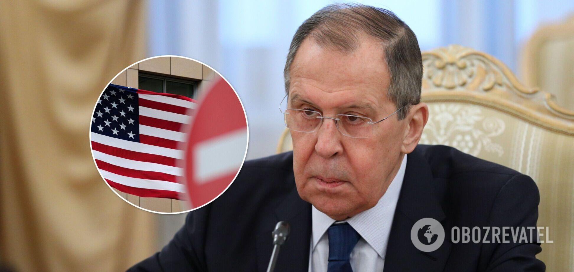 Лавров ответил Байдену: санкции США по плечу России. Список зеркальных ограничений