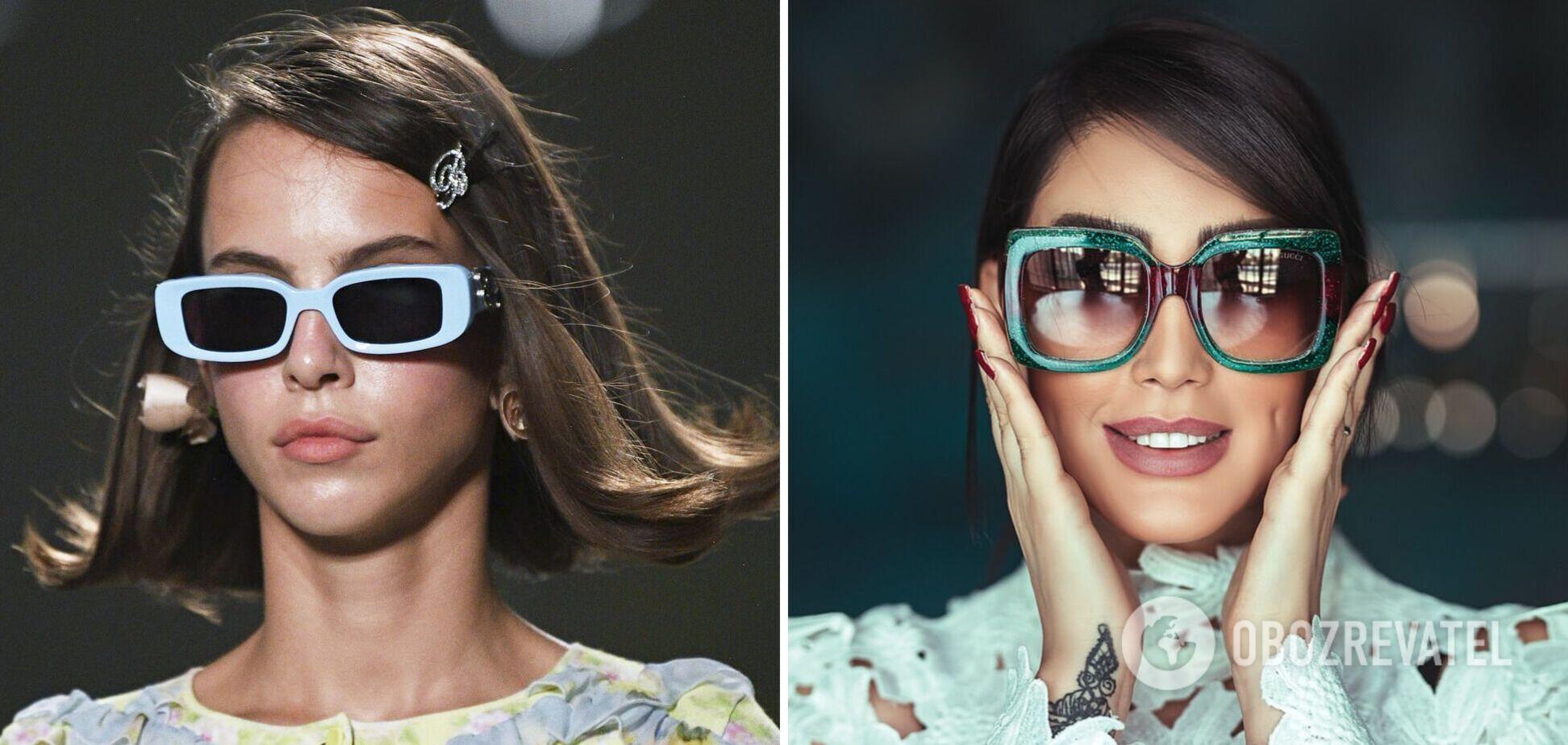 Андре Тан назвал стильные очки в 2021 году
