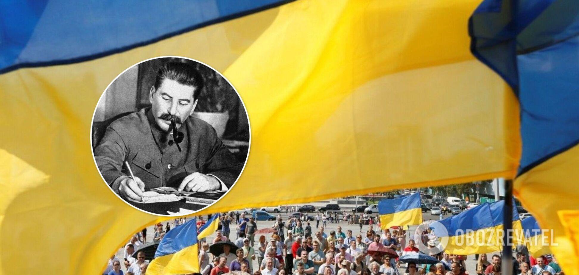 Сталін потрапив в топ10 'найбільш ідеальних' політиків у українців – опитування