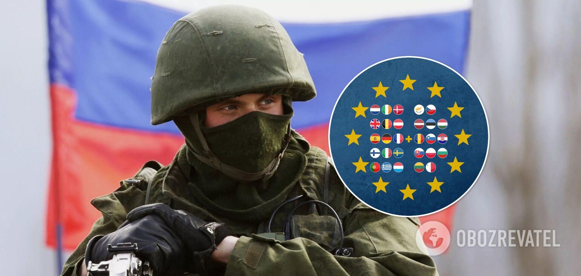 Российская агрессия угрожает всем странам Европы, – польский генерал