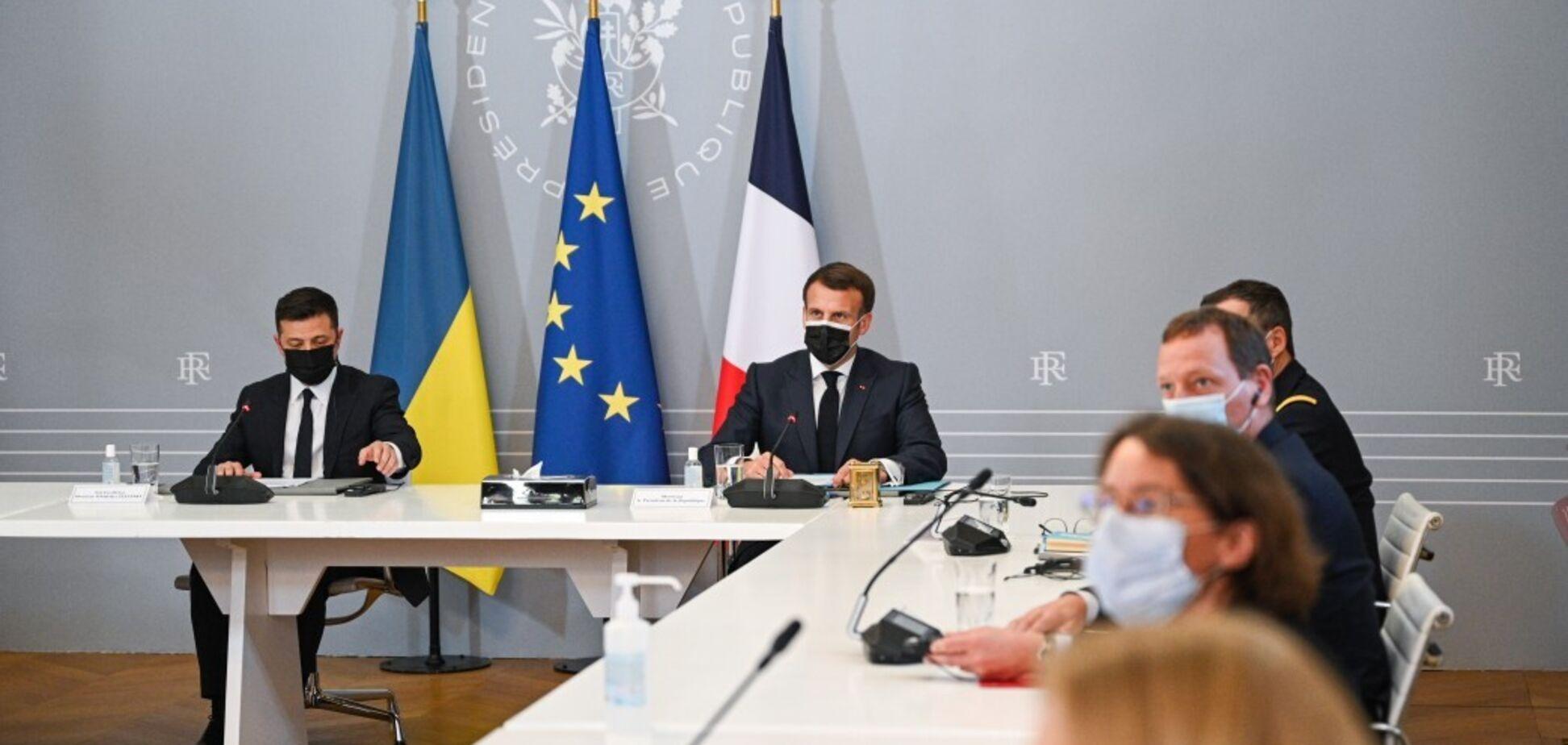 Переговоры президентов