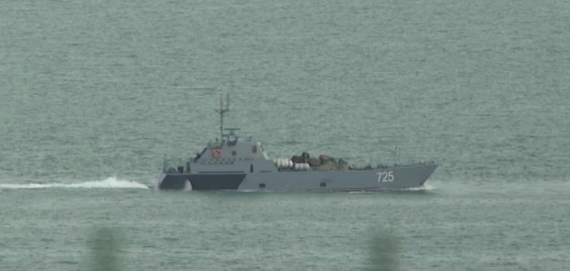 Корабли РФ зашли в Черное море