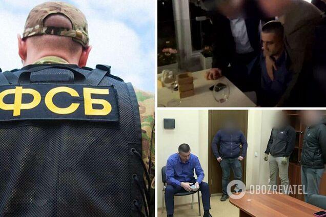 Появилось видео задержания украинского консула в Петербурге