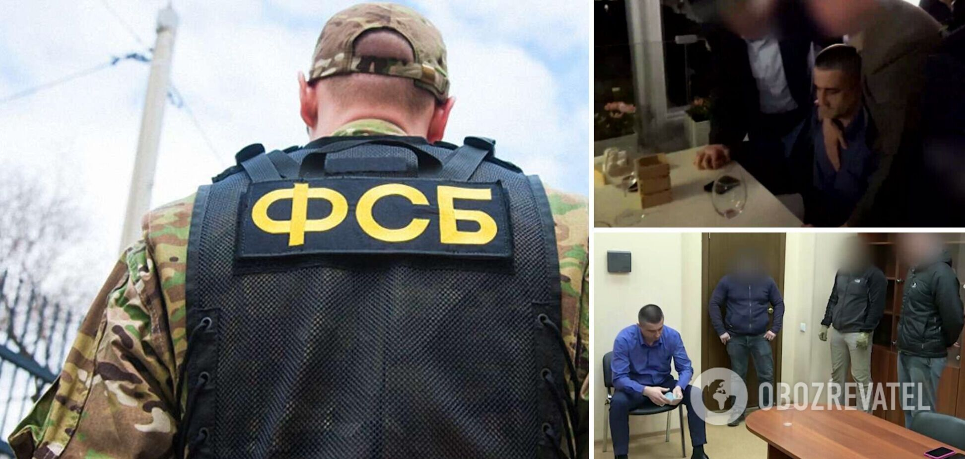 З'явилося відео затримання українського консула в Петербурзі