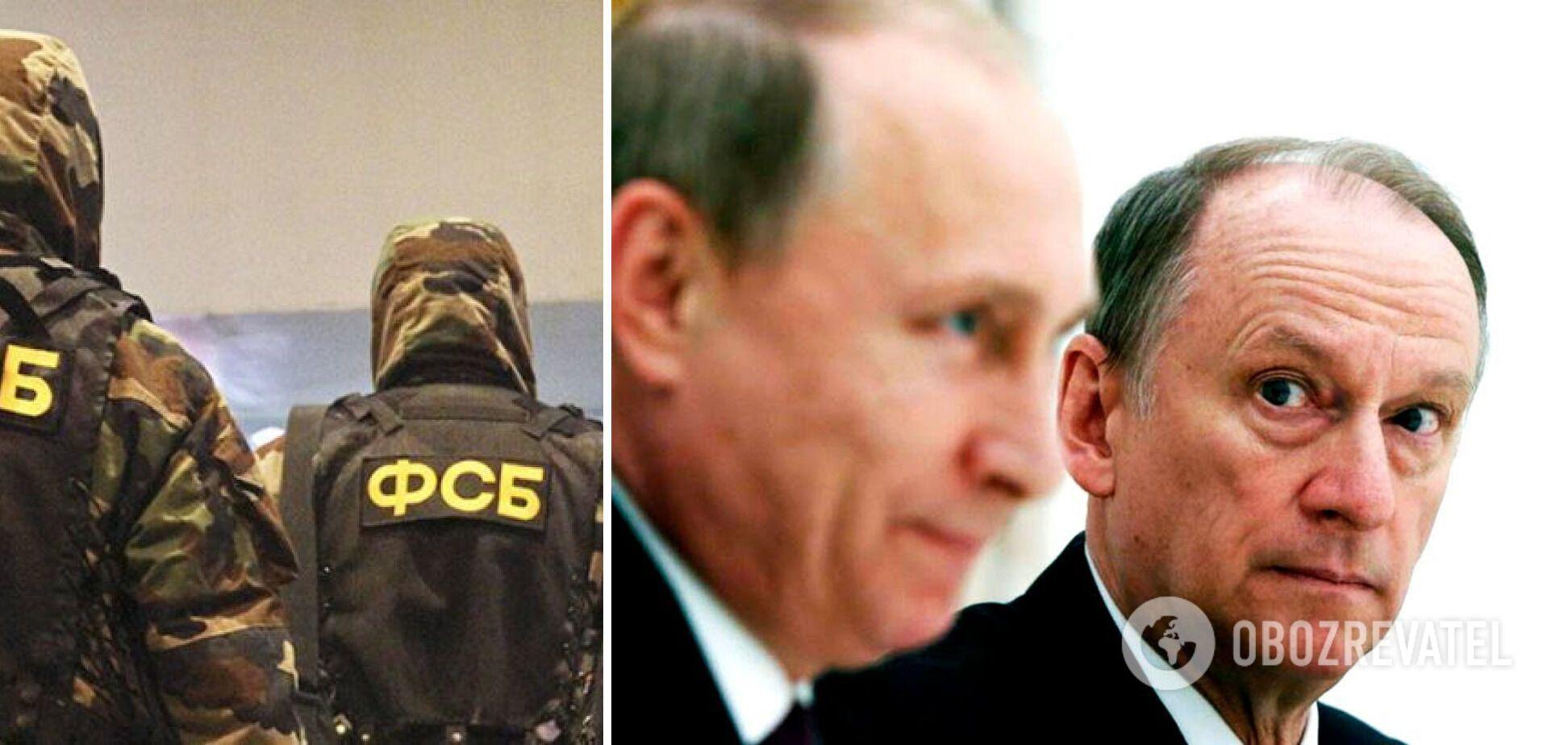 Патрушев и 'украинские диверсанты': зачем Кремль демонизирует Украину