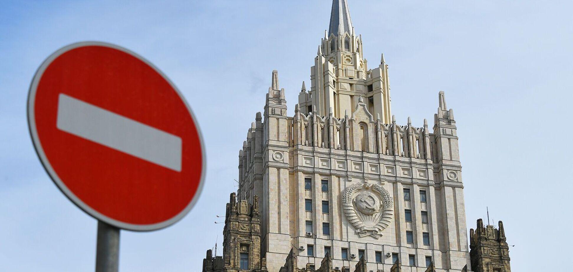 Россия вышлет задержанного украинского консула: заявление МИД