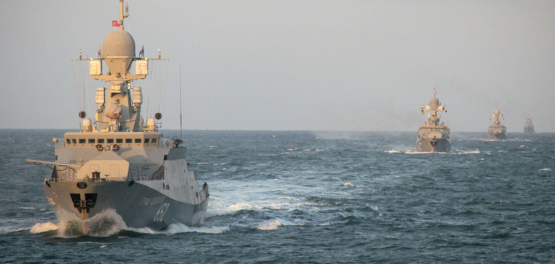 Каспийская угроза с Азовского моря