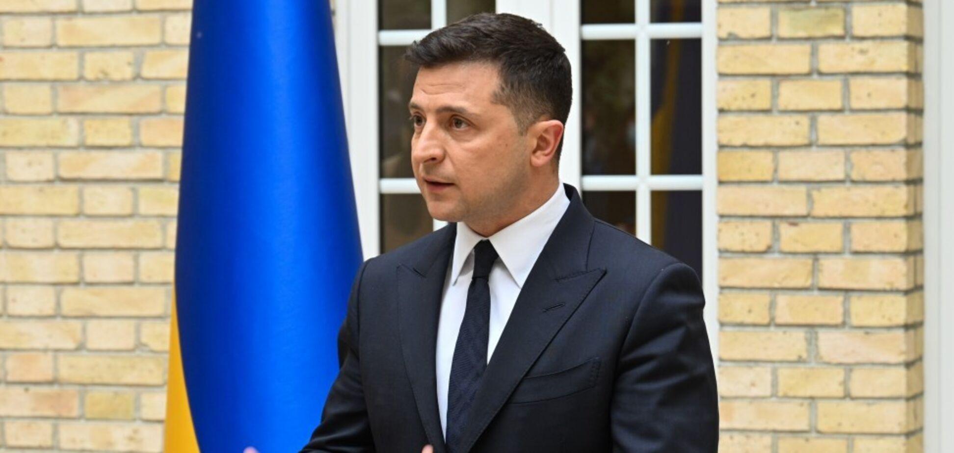 Зеленский: только вступление Украины в НАТО может гарантировать безопасность и мир