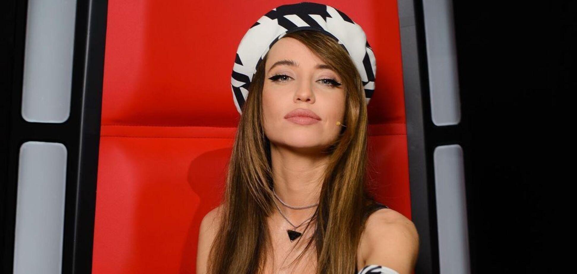 Дорофеева презентовала новый хит на сцене 'Голосу країни-11'. Видео