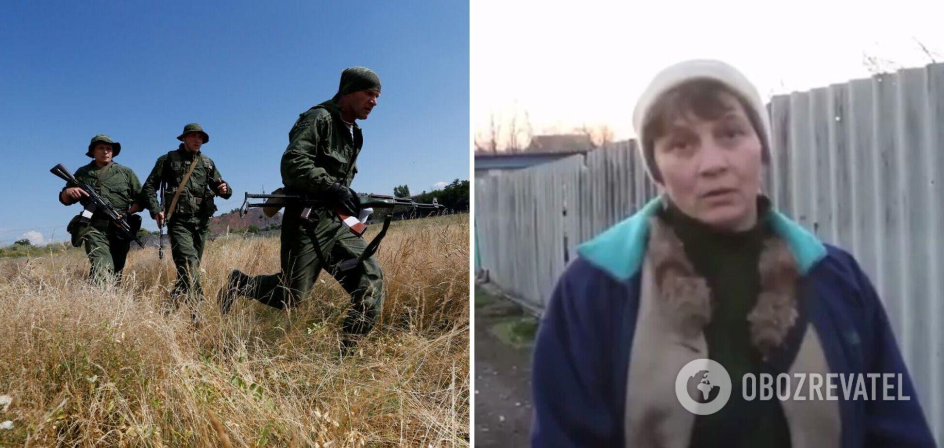 На Донбассе обстреляли гражданское население