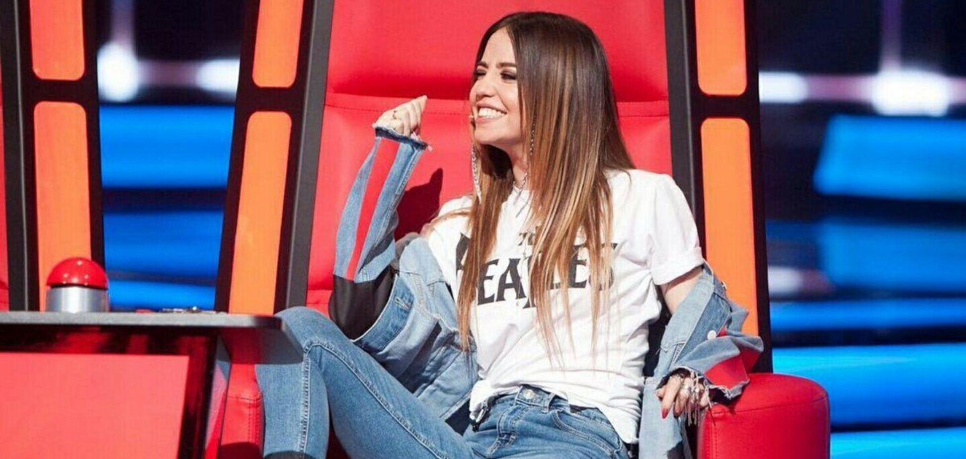 Дорофеева представила оригинальное звучание своей песни на 'Голосі країни-11'