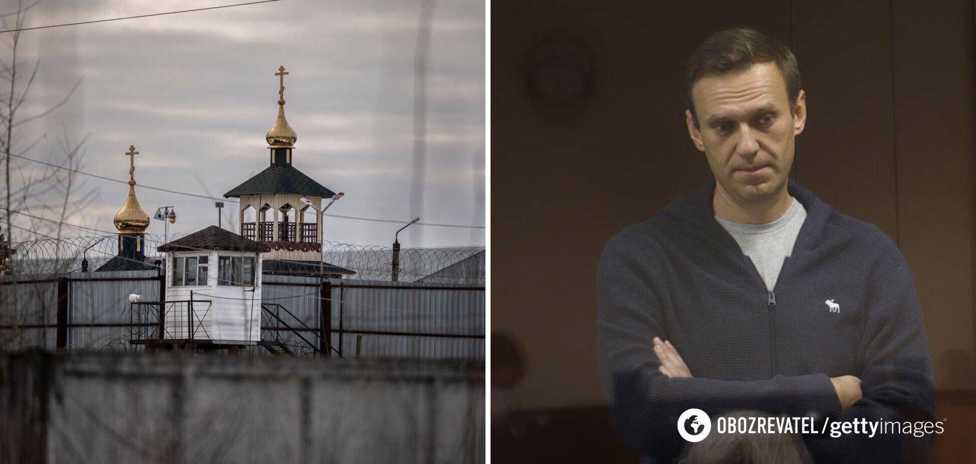 Навальний може померти будь-якої миті, – лікар опозиціонера
