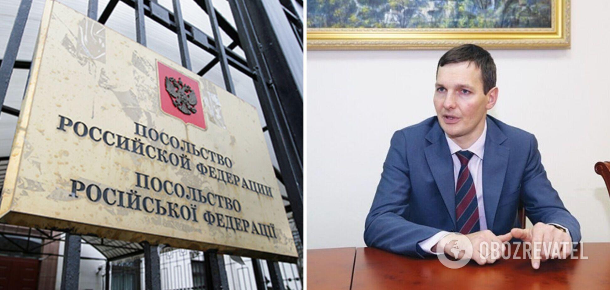 В МЗС назвали російського дипломата, якого видворять з України