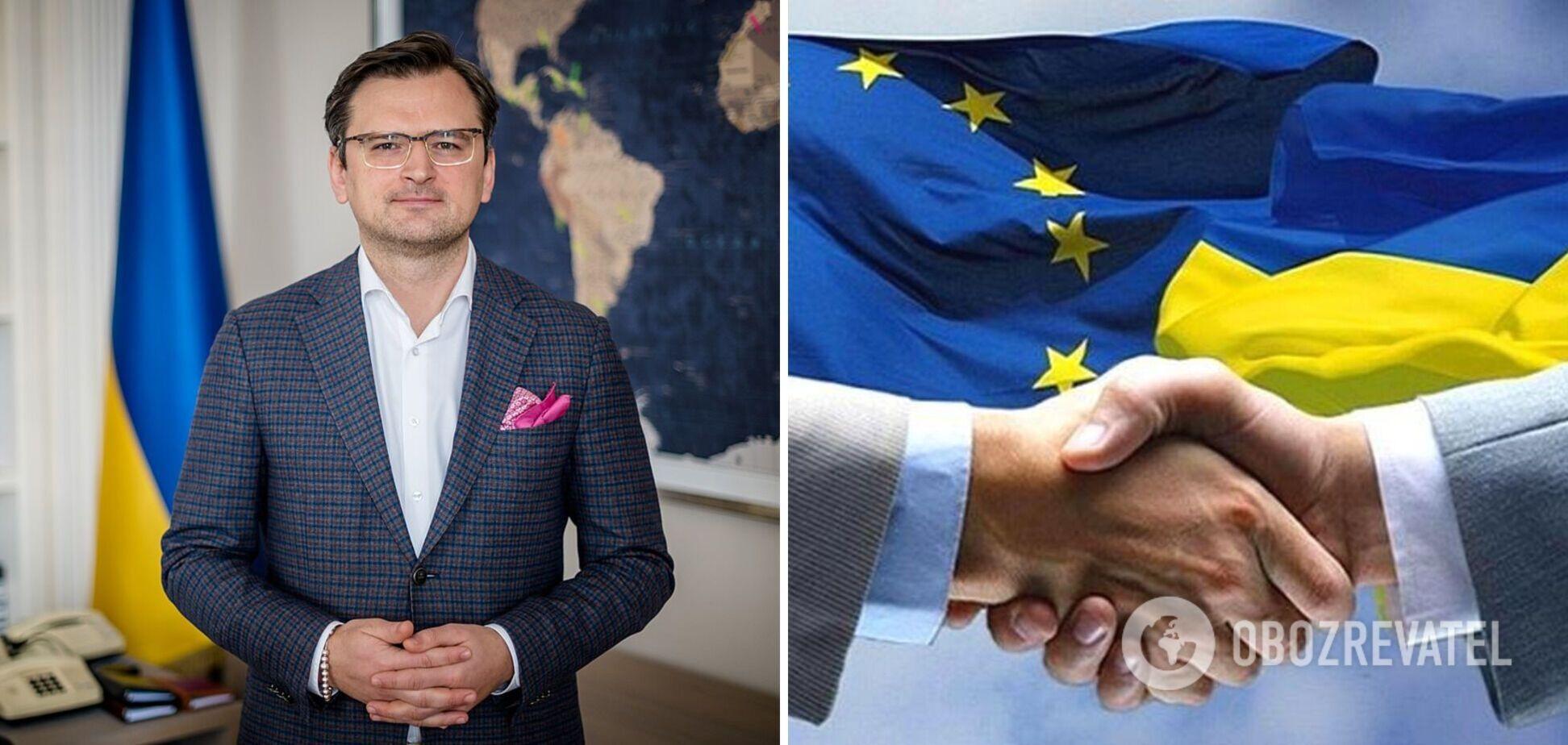 Рада міністрів ЄС збереться через російські війська: Україну запрошено
