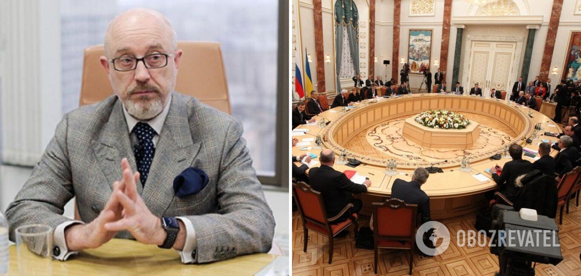 Резников: россияне в ТКГ уклоняются от прямых ответов и сидят перепуганными