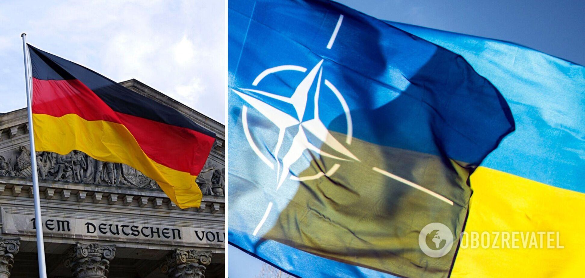 Стремление Украины в НАТО