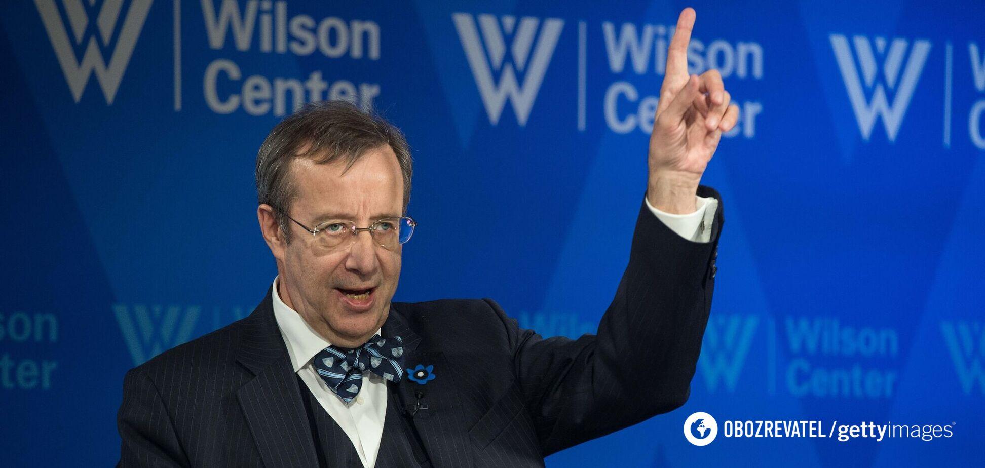 Експрезидент Естонії закликав закрити ЄС для росіян: у Держдумі обізвали його 'хворим'