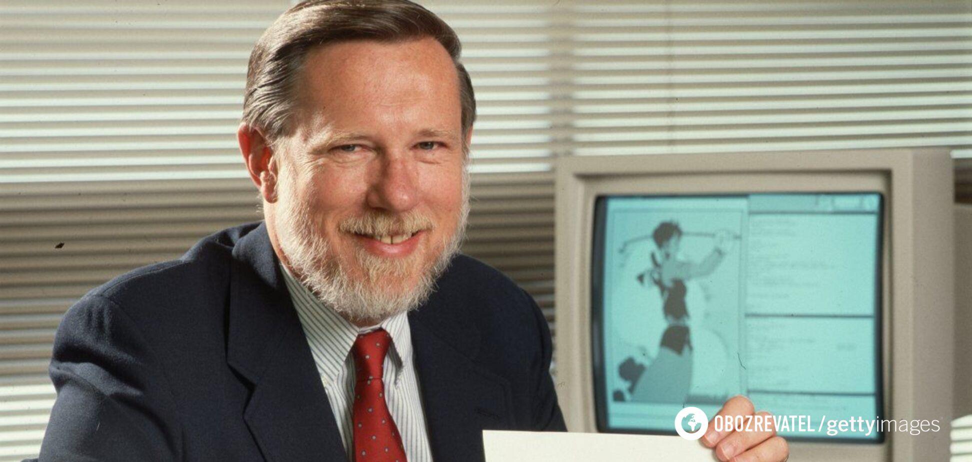 Помер співзасновник Adobe Чарльз Гешко