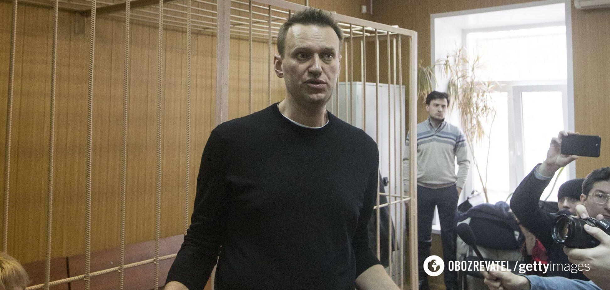 У США пригрозили Росії наслідками у разі смерті Навального в тюрмі