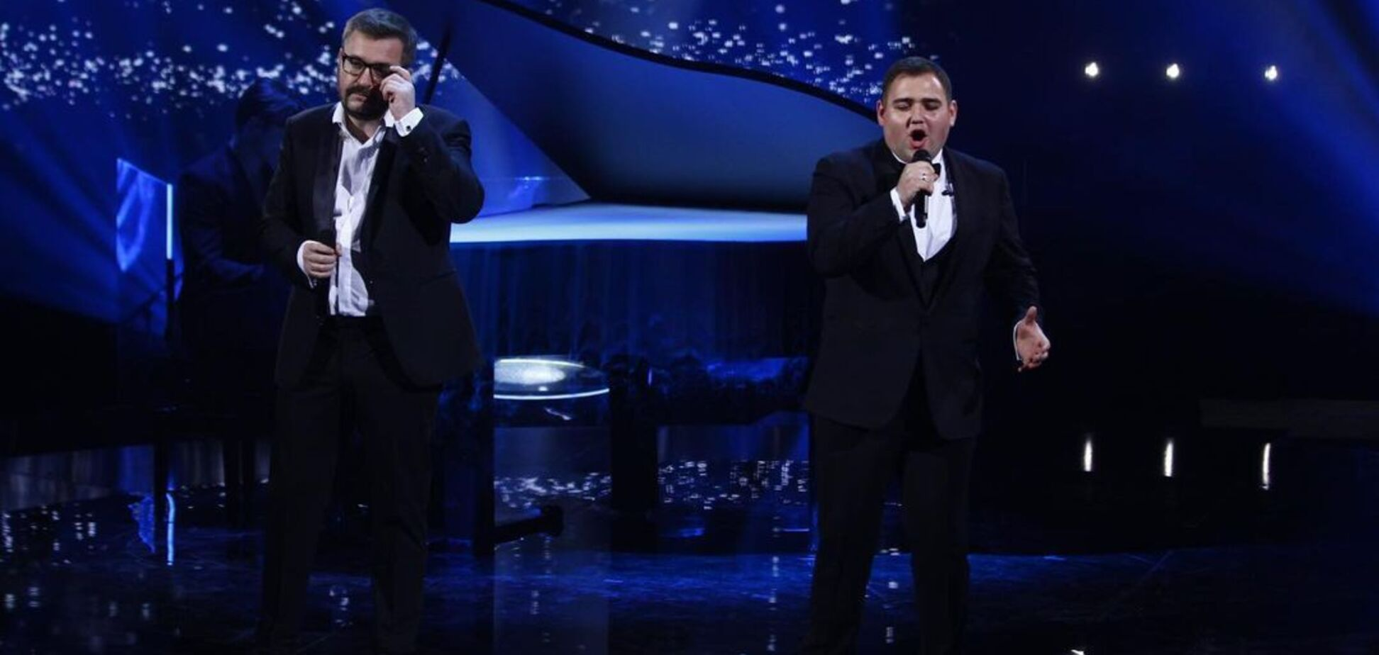 Пономарев душевно спел известный хит с участником 'Голосу країни-11'. Видео