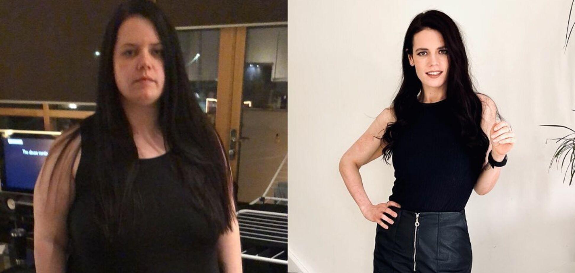 Женщина сбросила 68 кг и поделилась необычной мотивацией. Фото
