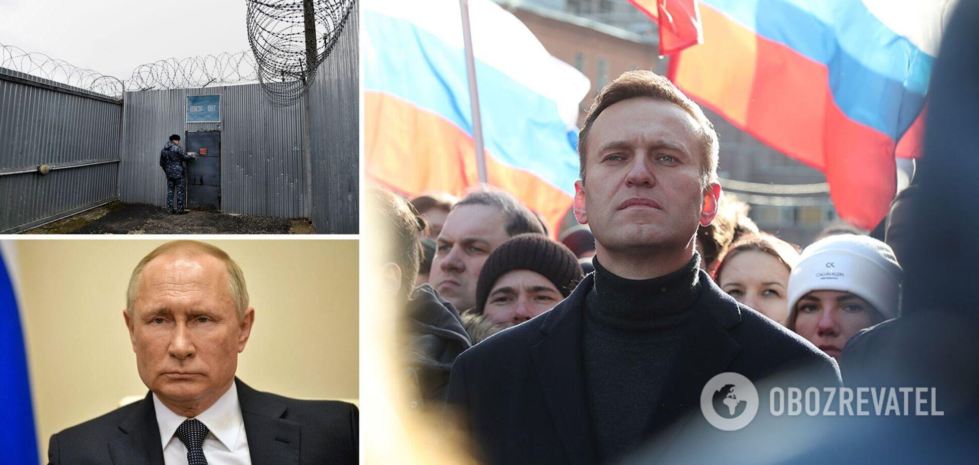 Полозов: Навального можуть заморити, але Захід боїться червоної кнопки Путіна