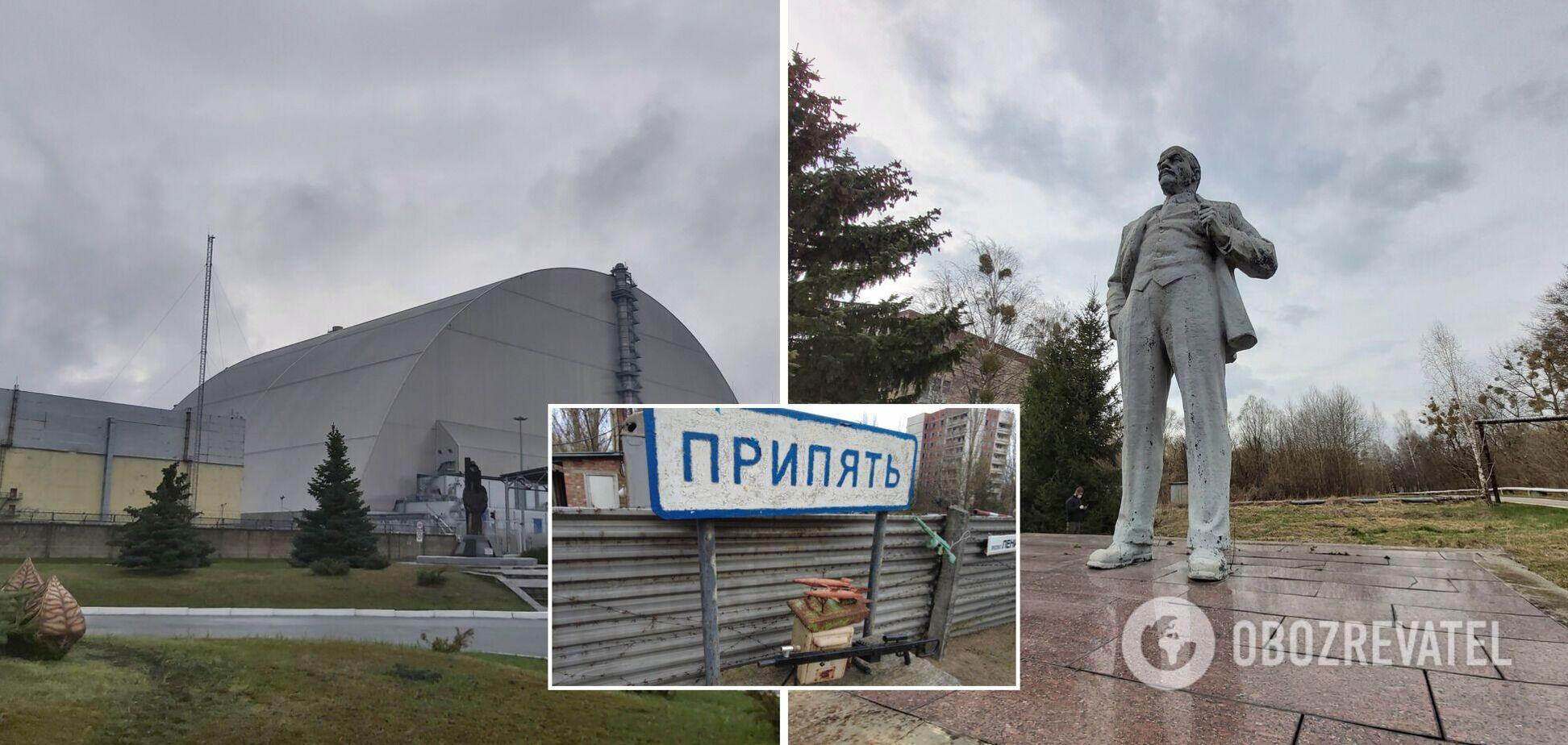 'Місце пам'яті та сили'. Розповідаємо, чим зараз живе Чорнобильська зона. Фото і відео