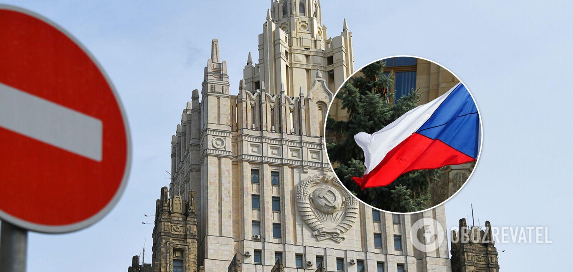 Вибухи в Чехії: метою міг бути зрив поставки озброєння в Україну